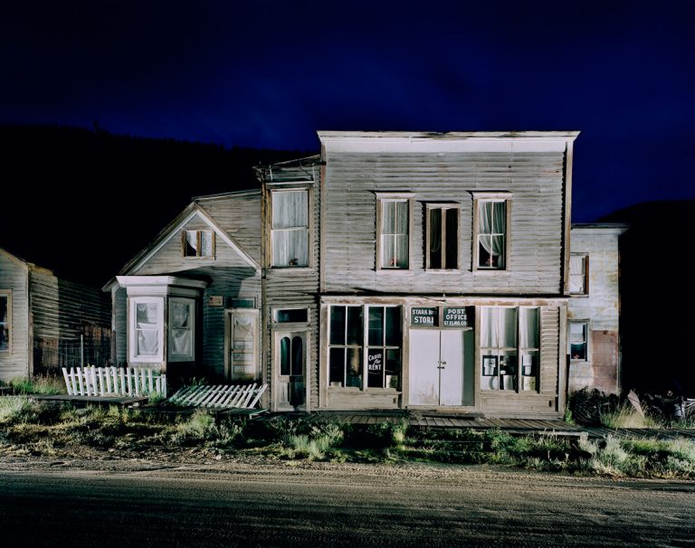 St. Elmo, Colorado, Home Comfort Hotel and Post Office, Ghost Towns of the American West